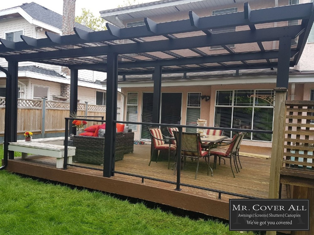 Glass Patio Amp Deck Covers