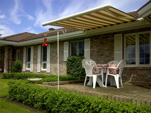 install awnings