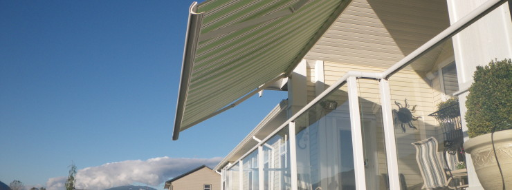 retractable installation youtube watch awning motorized