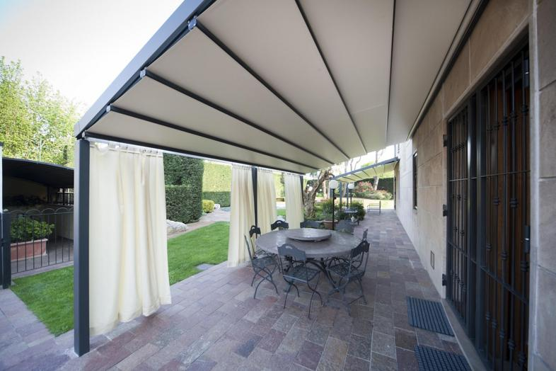 Outdoor Vent Covers >> Retractable Roofs