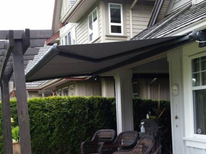 awning install
