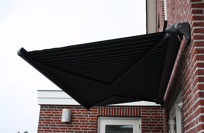 Season Ending Clearance on Black Full Cassette Awnings