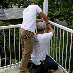 Installation of Patio Covers, Roll Shutters & More