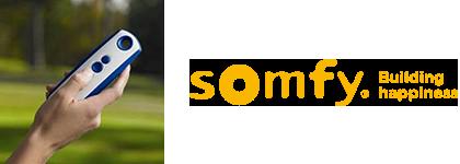 Somfy-Motor