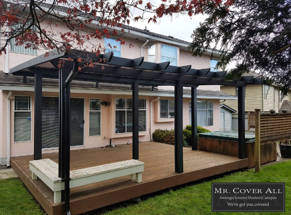 Retractable Awnings Patio Amp Deck Covers Mr Cover All