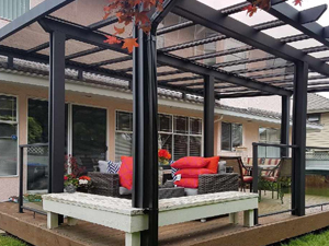 Discover What Makes Our Patio Deck Covers The Best