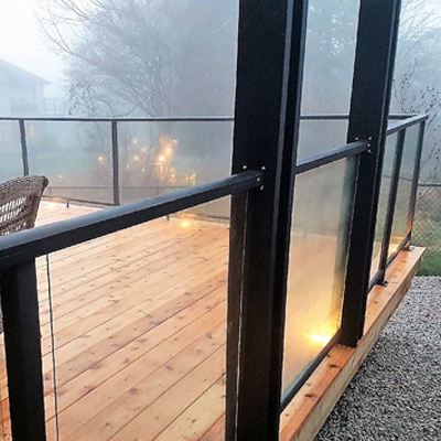 Aluminum Railings & Privacy Panels
