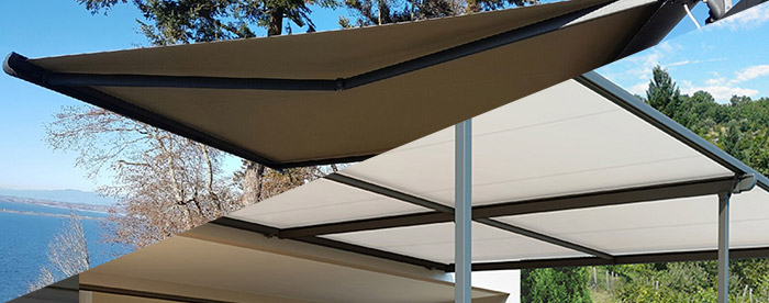10% Off Awnings & Free Installation on Pergolino