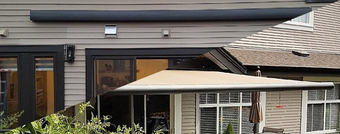 Retractable Awning Clear-Out Event