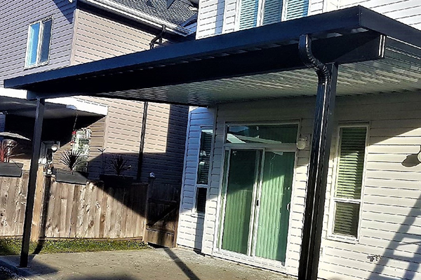Contact Mr. Cover All Professionals for Expert Aluminum Deck Cover Installation in BC